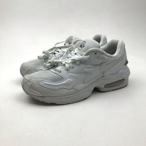 Nike Air Max 2 Light Off-White Running Shoes 7.5